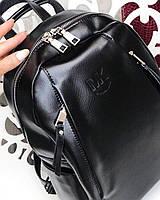 Рюкзак натуральная кожа Майкл Корс  Кожаные женские сумки, фото 1