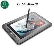 Монитор-планшет графический Parblo Mast10, рабочая поверхность 217*136мм, разрешение 1280*800