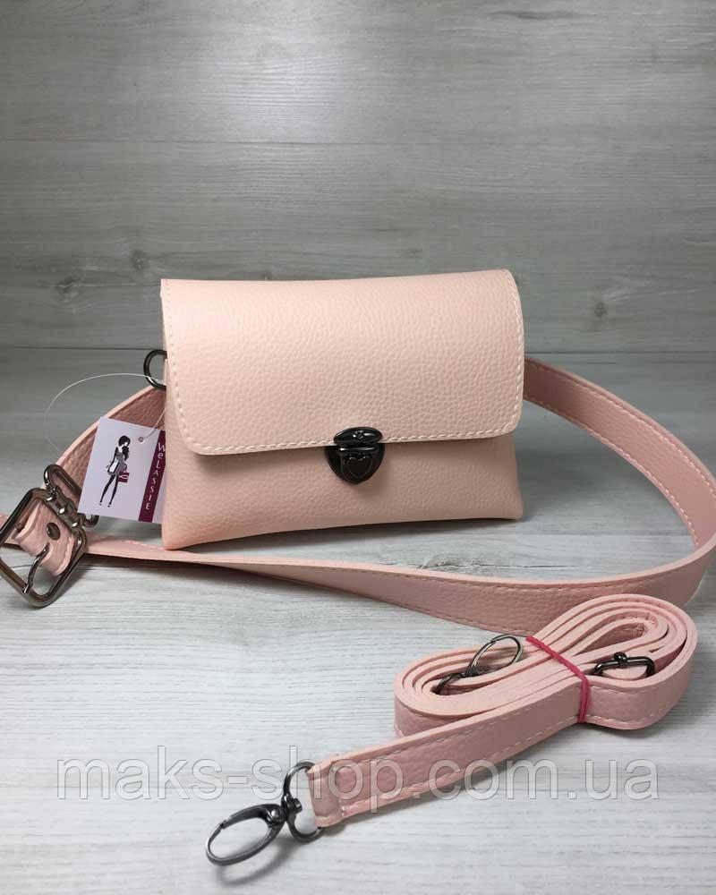 8c05a84edde3 Женская сумка на пояс- клатч Белла,WeLassie - Maks Shop- надежный и  перспективный