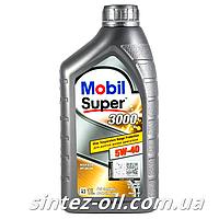 Моторное масло MOBIL SUPER 3000 5W-40 (1л), фото 1