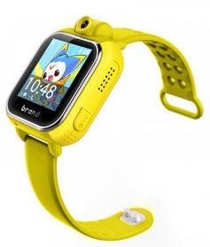 Часы Smart Baby Watch Q200 Yellow Гарантия 1 месяц