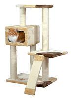 Trixie  Игровая площадка с дряпкой и домиком для кошки «Almeria»