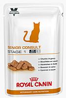 Royal Canin Senior Consult Stage 1 Влажный корм для кошек старше 7 лет 100 г х 12 шт