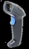 Высококачественный CCD проводной сканер штрих-кодов AsianWell AW-9158 работает в 1С, Торгсофт, фото 2