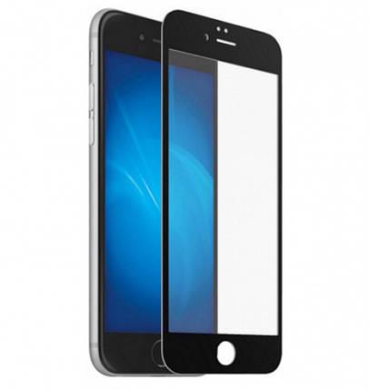 Стекло Full Coverage 5D iphone 7/8 Plus Black, фото 2