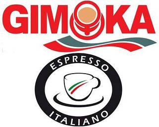 Молотый кофе Gimoka. Италия