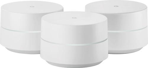 Беспроводной маршрутизатор (роутер) Google Wifi (3-Pack)