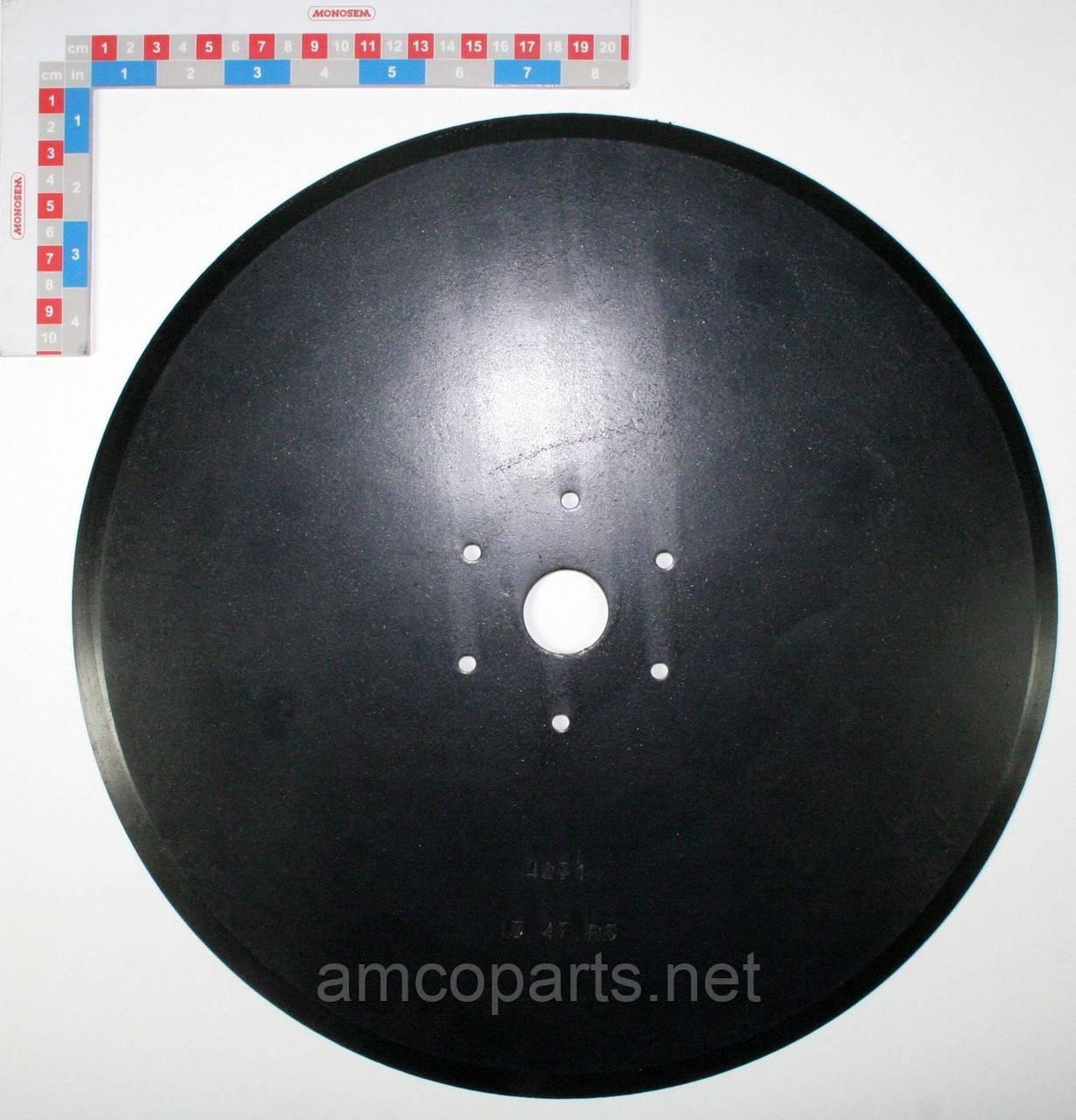 Диск сошника BA-01.643-01