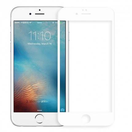 5D стекло Apple Iphone 6/6s plus white, фото 2