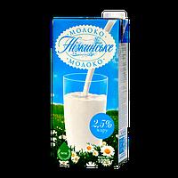 Молоко 2,5% Нежинское, тетрапак 1л, (1ящ/12шт)