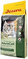 Josera Nature Cat (Йозера Нейчер) сухой беззерновой корм для кошек 10 кг