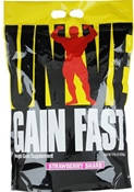 UN GAIN FAST 3100 5,9 кг пакет - клубника