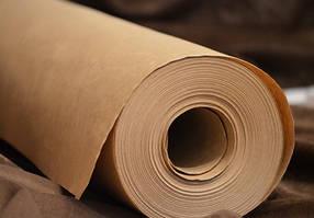 Крафт бумага упаковочная, без печати,0.7 х 10 метров. Плотность 38 грамм/м².