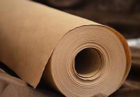 Крафт бумага упаковочная, без печати,0.7 х 50 метров. Плотность 38 грамм/м².