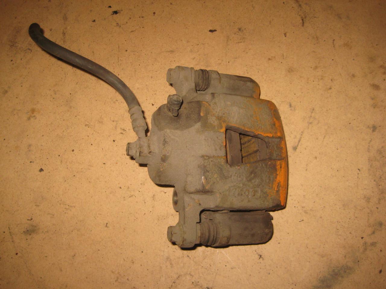 Цилиндр тормозной суппорт левый передний Daewoo Lanos Sens Деу Део Ланос Cенс