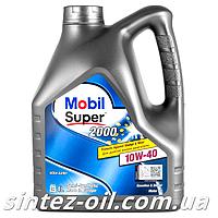 Моторное масло MOBIL SUPER 2000 10W-40 (4л), фото 1