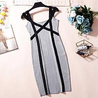 b928aae27a5 Серое блестящее платье в Украине. Сравнить цены