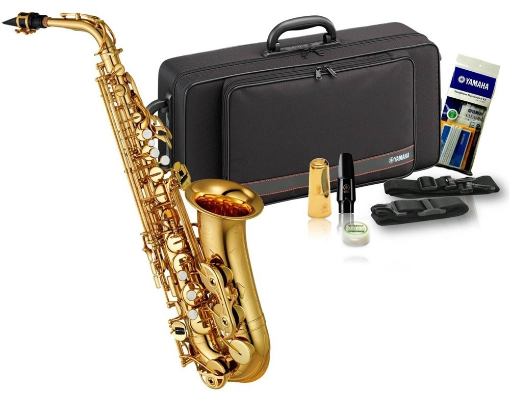 Альт саксофон YAMAHA YAS-480