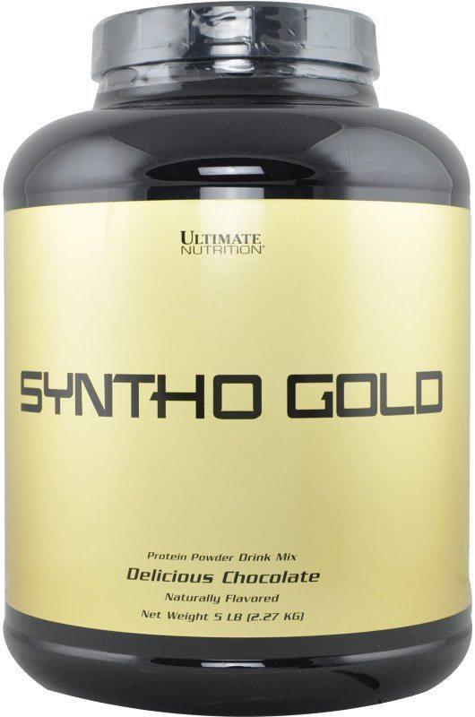 UltN Syntho Gold 2.27 кг - vanilla