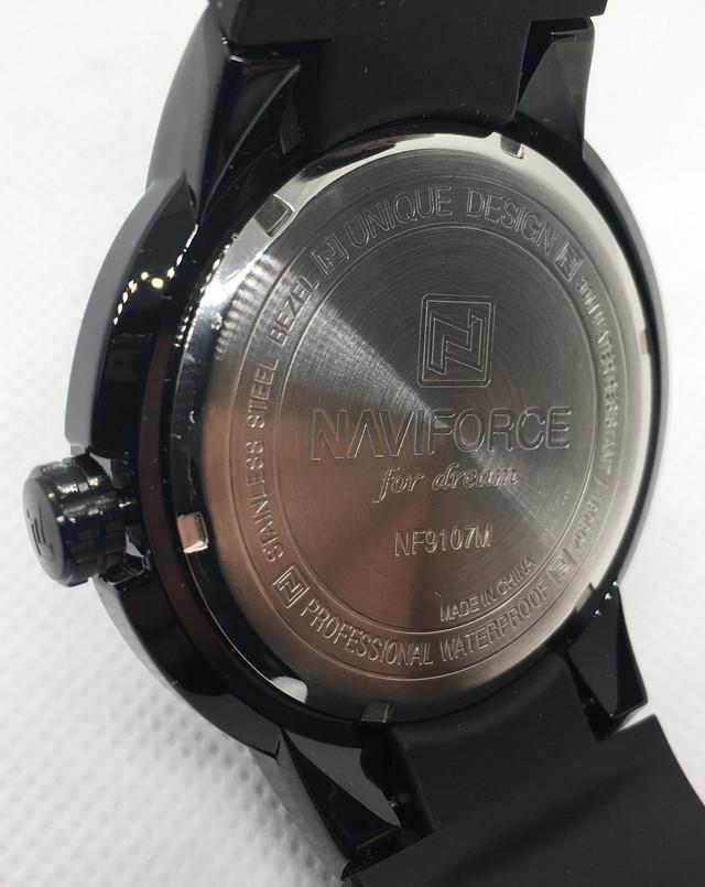 Спортивні годинник Naviforce NF-9107