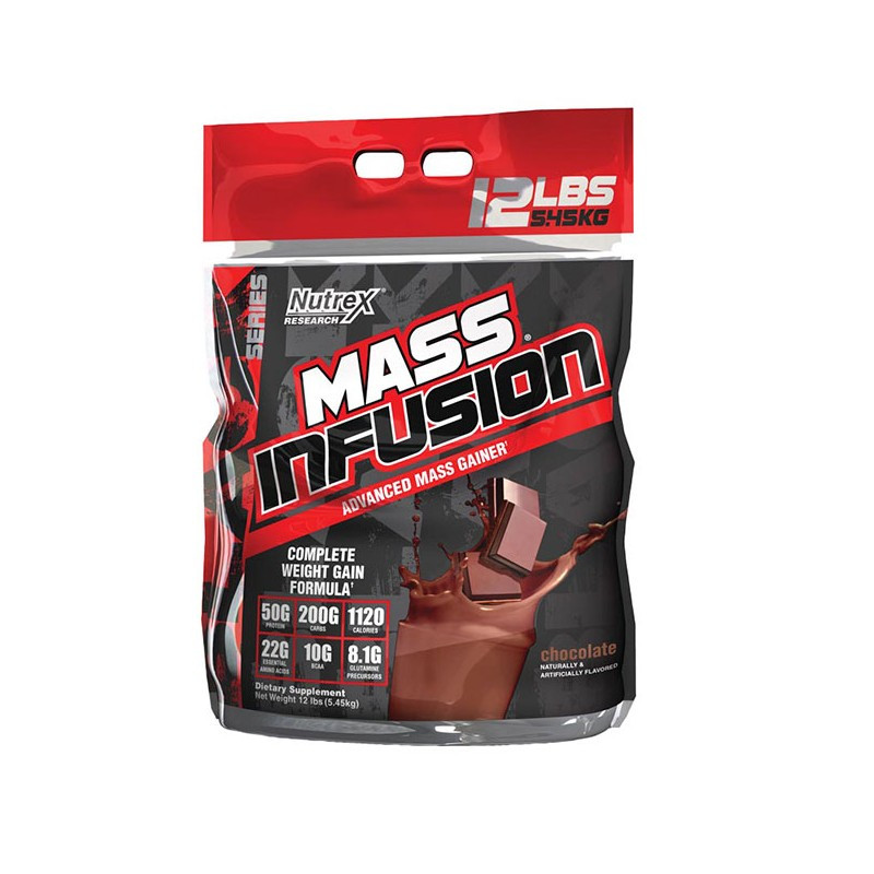 Nutrex Mass Infusion 5450 г