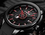 Чоловічі наручні кварцові годинники Naviforce NF9107-BBR, фото 3