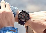 Чоловічі наручні кварцові годинники Naviforce NF9107-BBR, фото 4