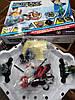 Набор Бейблейд Аватар Beyblade Avatar (Ахиллес и Луинор кровавый) прочная арена с крышкой, фото 5
