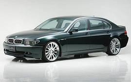 BMW 7 E65 Седан (2001 - 2008)