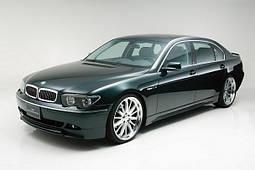 BMW 7 E66 Седан (2001 - 2008)