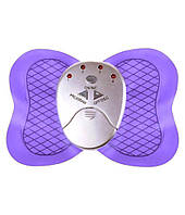 Міостимулятор, Butterfly Massager, колір – Фіолетовий,тренажер метелик для м'язів
