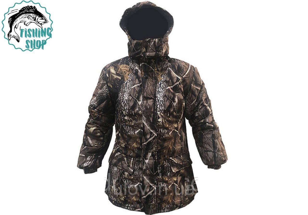 """Куртка зимняя для охоты и рыбалки""""Аляска"""" AL-01"""