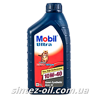 Моторное масло Mobil Ultra 10W-40 (1л), фото 1
