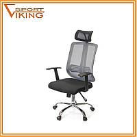 Кресло АКЛАС Сити CH SR(L) серый, фото 1