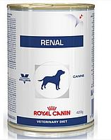 Royal Canin Renal 410 г х 12 шт Влажный корм для собак при почечной недостаточности