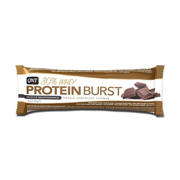 QNT_Protein Burst Bar 70 г - Chocolate