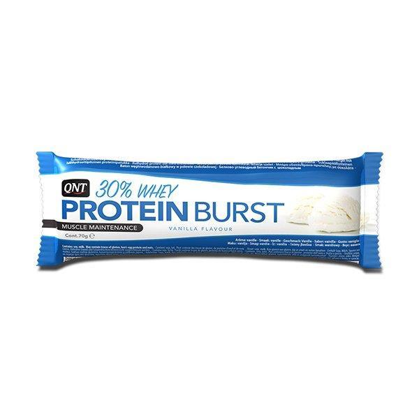 QNT_Protein Burst Bar 70 г - Vanilla