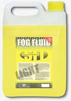 """Рідина для дим машини """"легка"""" L SFI Fog Light 5 літрів"""