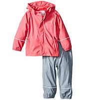 Детский непромокаемый комплект Columbia Wet Reflect Rain 2t для девочки для дождливой погоды оригинал из США