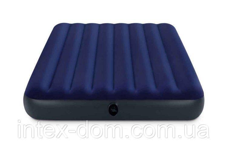 Надувной матрас Intex 64755 (183 x 203 x 25 см)