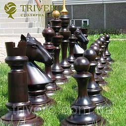 Садовые уличные парковые гигантские напольные шахматы