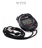 Секундомер TYR Z-100 Stopwatch (Black), фото 1