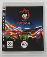 Диски на PS 3 EURO 2008