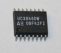 Микросхема UC3846DW (SOIC-16)
