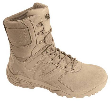 Берцы 5.11 тактические Tactical XPRT Patrol 8 Coyote Boot, фото 2