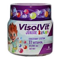 Витамины  для детей VisolVit Junior Jelly 50 шт.