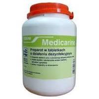 """МЕДИКАРИН  """"MEDICARINE"""" таблетки для быстрой дезинфекции"""
