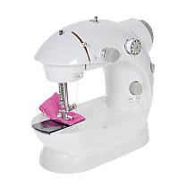 Міні швейна машинка 2 в 1, Sewing Machine FHSM - 201, маленька машинка для шиття