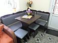 Кухонный уголок с раскладным столом Лорд, фото 3