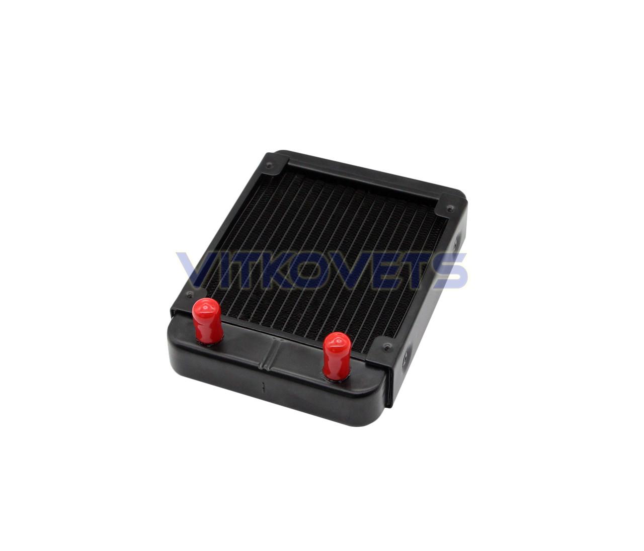 Радиатор 160х120 (под вентилятор 120х120)